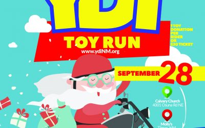 2nd Annual Toy Run